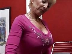 Busty Mature Gets Fucked