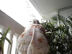 voyeur 21, hidden cam,no panties, his friends girlfriend (MrNo)