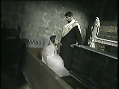 priest and bride fuck