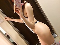 amateur japanese student swimsuit vine