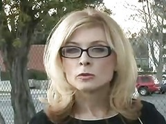 Nina Hartley Gangbanged