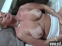 cougar silvia seduced her 19 years old neigbhor
