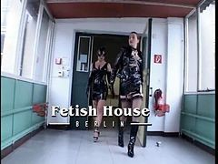 Fetish House No 01 - Part1