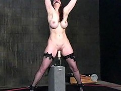 Bondage And Fucking Machines (brandy) -15