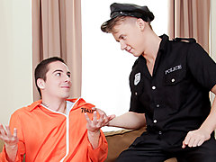 Chris Hollander & Harry in Men In Uniform #03 Video - MaleReality