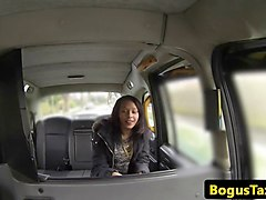 nubian taxi beauty pounded in tight pussy