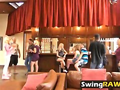 newly contestant interracial couple joined playboy swing reality show