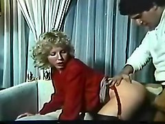 Carol Connors Banged While Fully Clothed