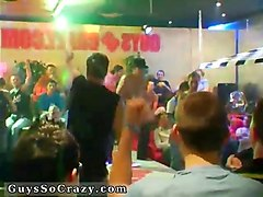 cute twinks get crazy in a big orgy party