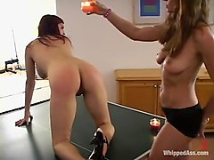 Sasha Monet and Kym Wilde in Whippedass Video