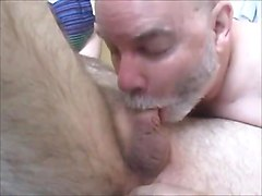 Deviant dad dick sucking duty.  Oralistdan video 214