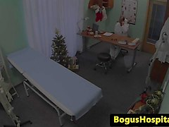 reality euro patient bendover and humped by doc
