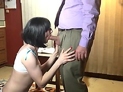Incredible Homemade Shemale record with Stockings, Brunette scenes