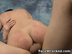 tattooed brunette victoria monet fucked very roughly