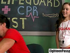 xxx student emily fucked by lifeguard