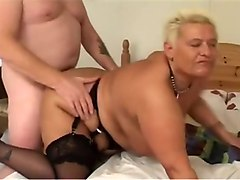 Hottest Homemade video with German, Grannies scenes
