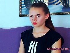 Cam Chat LaLaCams.com Awesome Camgirl Solo Chatroom No1