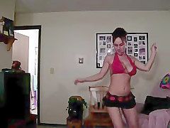 Breanne Sexy Dance