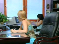 Jo Amp Amp Veronika Sex At The Office