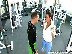 Charley Chase Is A Good Fuck After Gym
